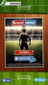 تحميل اللعبه الرائعه سكور هيرو Score Hero كامله ومجانية