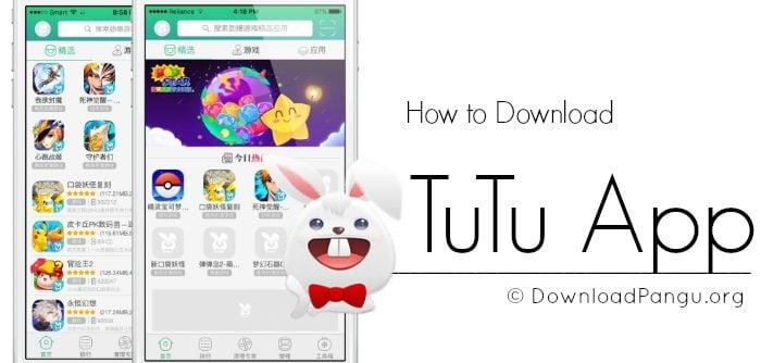 تحميل برنامج الارنب الصيني tutuapp vip متجر الارنب الصيني الاندرويد Android