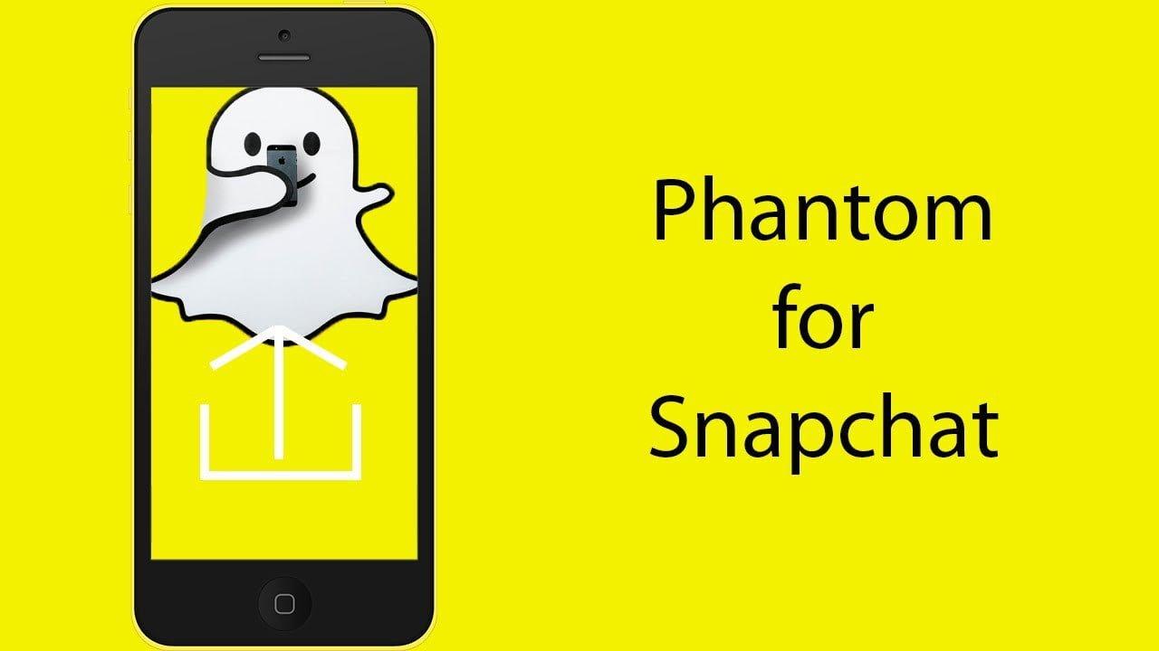 تحميل سناب فانتوم للايفون Snapchat phantom اخر اصدار 2018