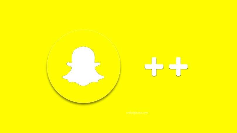 تنزيل برنامج سناب شات بلس ++ Snapchat iphone للايفون 2018 احدث اصدار