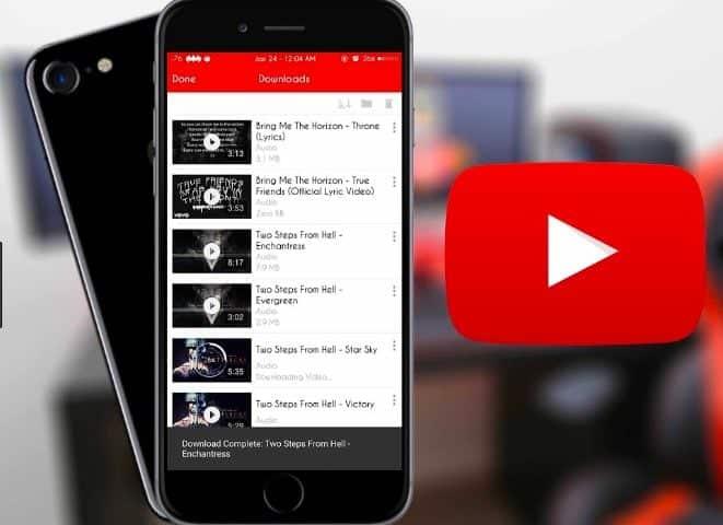 تحميل يوتيوب بلس للايفون youtube plus احدث اصدار 2019
