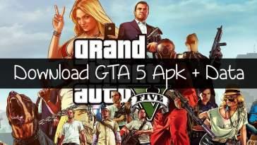 تحميل لعبه GTA 5 للاندرويد Grand Theft Auto 2019