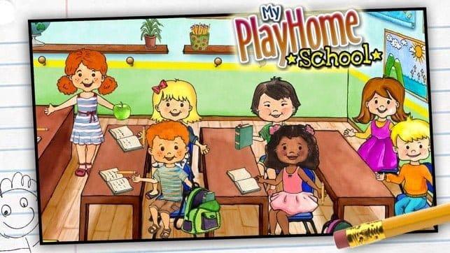 تحميل ماي بلاي هوم المدرسه مجانا my playhome school