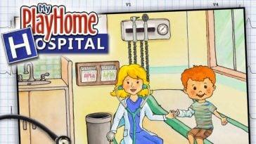 تحميل ماي بلاي هوم المستشفي مجانا My PlayHome Hospital APK