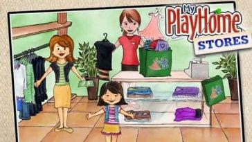 تحميل ماي بلاي هوم السوق مجانا My PlayHome Stores